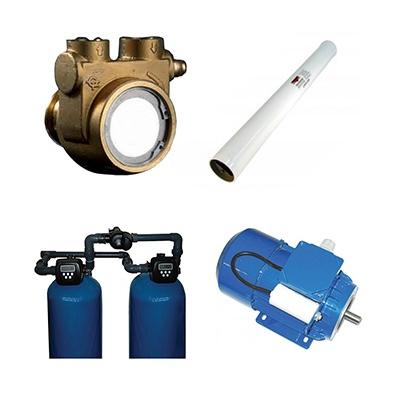 Επεξεργασία και διήθηση νερού