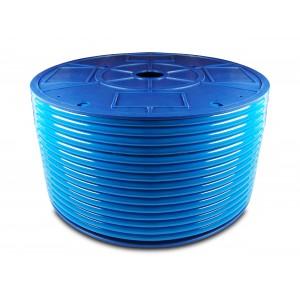 Πνευματικός σωλήνας πολυουρεθάνης PU 8/5 mm 1m μπλε