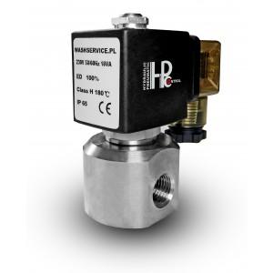 Ηλεκτρομαγνητική βαλβίδα υψηλής πίεσης HP20 1/4 ιντσών 230V 12V 24V