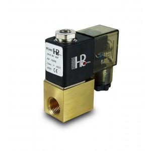 """Ηλεκτρομαγνητική βαλβίδα 2V08 1/4 """"ιντσών 230V ή 24V, 12V"""