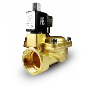 Η ηλεκτρομαγνητική βαλβίδα 2K40 ανοίγει NO 1 1/2 ίντσα 230V ή 12V 24V