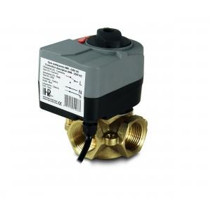 Βαλβίδα ανάμιξης 3 κατευθύνσεων 1 ίντσας με ηλεκτρικό ενεργοποιητή AM8