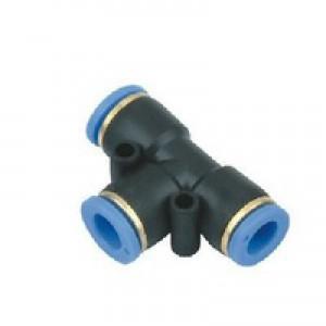 Συνδέστε το σωλήνα θηλής PE08 8mm