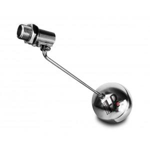 Float valve, βαλβίδα πλήρωσης από ανοξείδωτο χάλυβα DN20 3/4 ιντσών