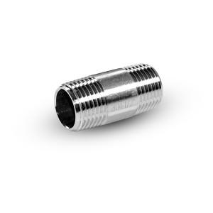 Σωλήνας από ανοξείδωτο χάλυβα 1/2 ίντσας 42 mm