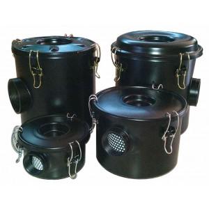 Φυσητήρας πλευρικού καναλιού, φίλτρο αέρα με περίβλημα για αντλία αέρα στροβιλισμού 2 ιντσών