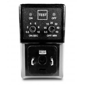 Χρονόμετρο - ρυθμιστής χρόνου T700 στην ηλεκτρομαγνητική βαλβίδα