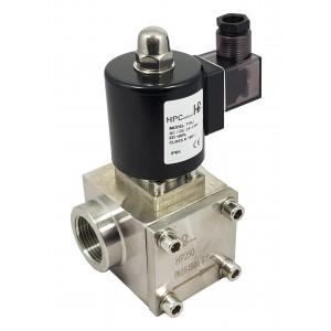 Ηλεκτρομαγνητική βαλβίδα υψηλής πίεσης HP250 150bar