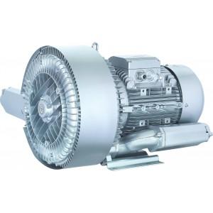 Ανεμιστήρας πλευρικού καναλιού, αντλία αέρα Vortex, στρόβιλος, αντλία κενού με δύο ρότορες SC2-5500 5,5KW