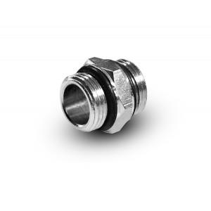 Ni -ple 1/4 - 1/4 ιντσών G02-G02 O-rings