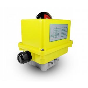 Ηλεκτρικός ενεργοποιητής βαλβίδας μπάλας A250 230V AC 25Nm