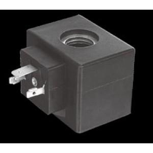 Πηνίο ηλεκτρομαγνητικής βαλβίδας TM35 14,5 mm στη βαλβίδα 2M και 2N10