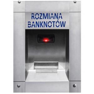 Αλλαγή χρημάτων για τραπεζογραμμάτια στο πλύσιμο αυτοκινήτων (αδιάβροχο)
