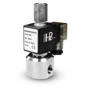 3-way solenoid valve RM23-02 3 x 1/4 ίντσα