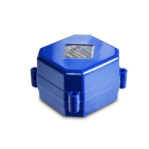 Ηλεκτρικός βαλβίδα ηλεκτρικός ενεργοποιητής A80 ECO 230V AC 3 καλώδιο