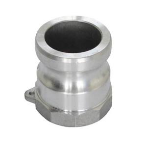Υποδοχή Camlock - τύπου Α 1 αλουμινίου DN25