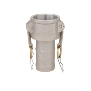 Υποδοχή Camlock - τύπου C 1 1/2 ίντσας DN40 Αλουμίνιο