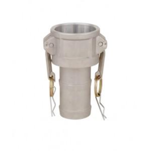 Υποδοχή Camlock - τύπου C 3 ίντσες DN80 Αλουμίνιο