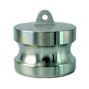 Υποδοχή Camlock - τύπος DP 1 1/2 ίντσας DN40 SS316